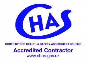 CHAS Contractor Logo